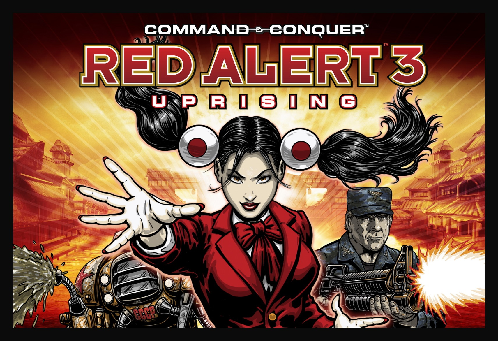 Wouldyoukindly Com Command Amp Conquer 3 Red Alert