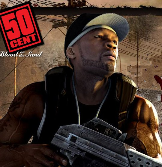 50 Cent: Blood in The Sand Leaked Gameplay