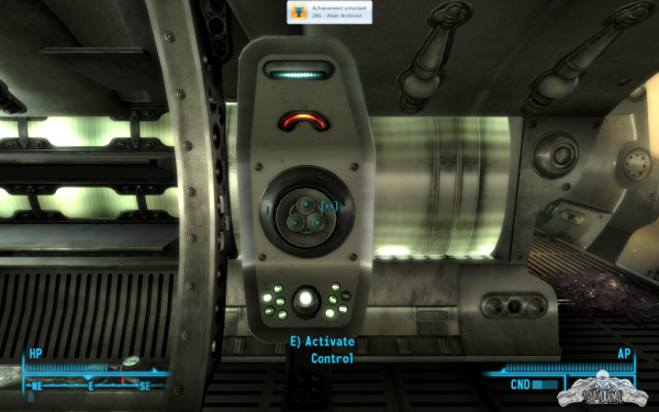 Fallout 3 Mothership Zeta Alien Captive Recordings Guide