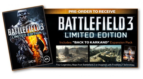 "PS3 nabs Battlefield 3's post-launch ""expansion packs"" as timed exclusives"