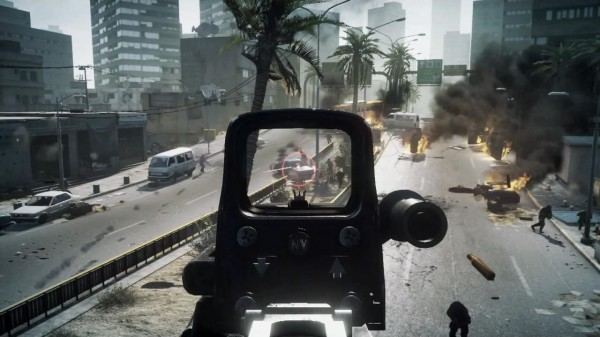 Here is what's in Battlefield 3's Back to Karkand expansion pack