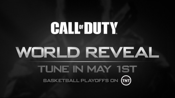 Call of Duty Reveal coming May 1st!