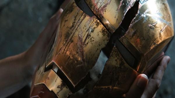 Captain's Log Supplemental — Iron Man 3