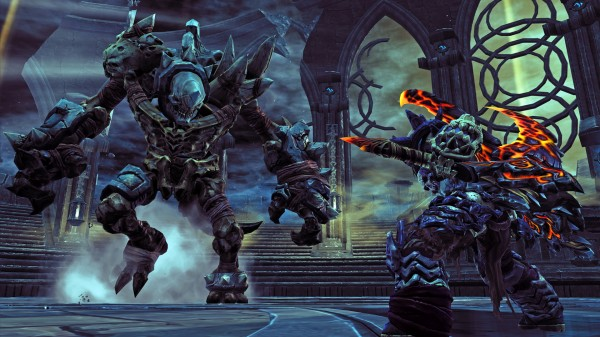 The Crucible: My Life (& Death) in Darksiders 2's Arena Combat Mode