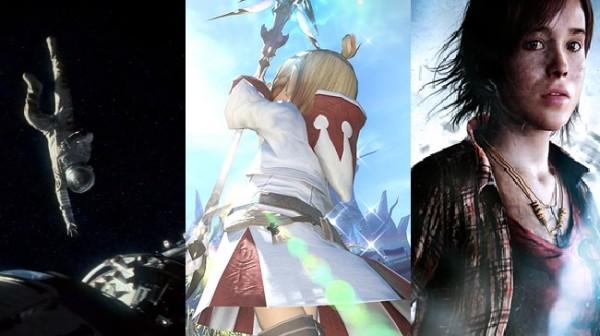 Gaming on the Rocks Ep. 41 – Gravity, Beyond: Two Souls, Final Fantasy XIV