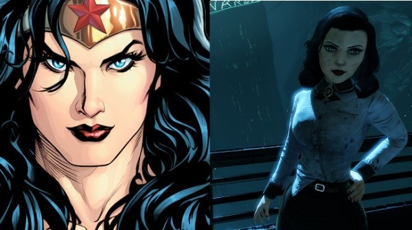 Gaming on the Rocks Ep. 46 – Wonder Woman, Bioshock Infinite: Burial at Sea, and Holiday Gift Guide