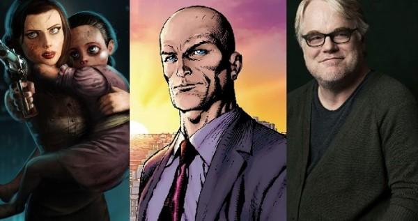Gaming on the Rocks Ep. 53 – Bioshock DLC, Superhero Movie News, and Philip Seymour Hoffman