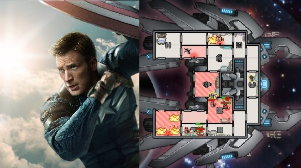 Gaming on the Rocks Ep. 59 – Amazon Fire TV, FTL and Captain America: Winter Soldier (SPOILERS)