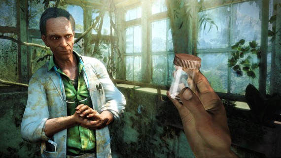 Far Cry 3 – Dr. Earnhardt Trailer