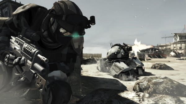Ghost Recon: Future Soldier Multiplayer Trailer