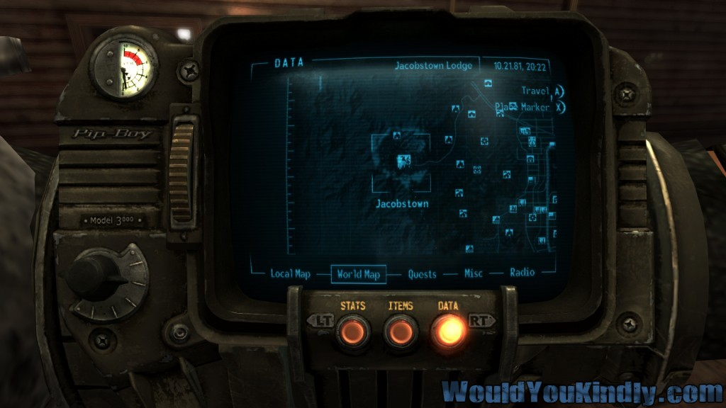 Wouldyoukindly Com Fallout New Vegas Snow Globe