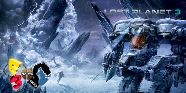 E3 Hands-On Preview: Lost Planet 3