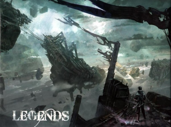 Pandemic's canceled Legends project was a fusion of RPG and shooter