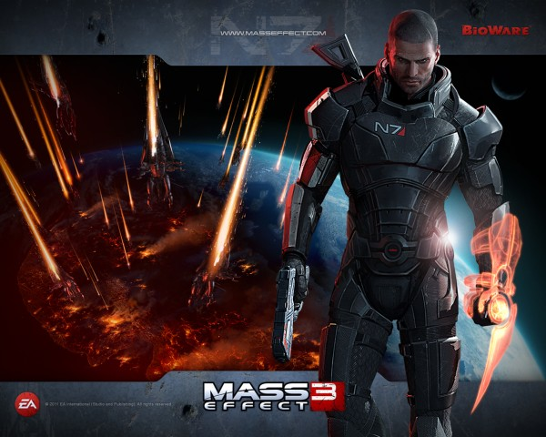 Mass Effect 3 demo dated; Destroys relationships!
