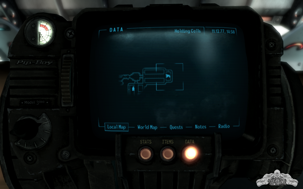 Fallout 3: mothership zeta alien archivist youtube.
