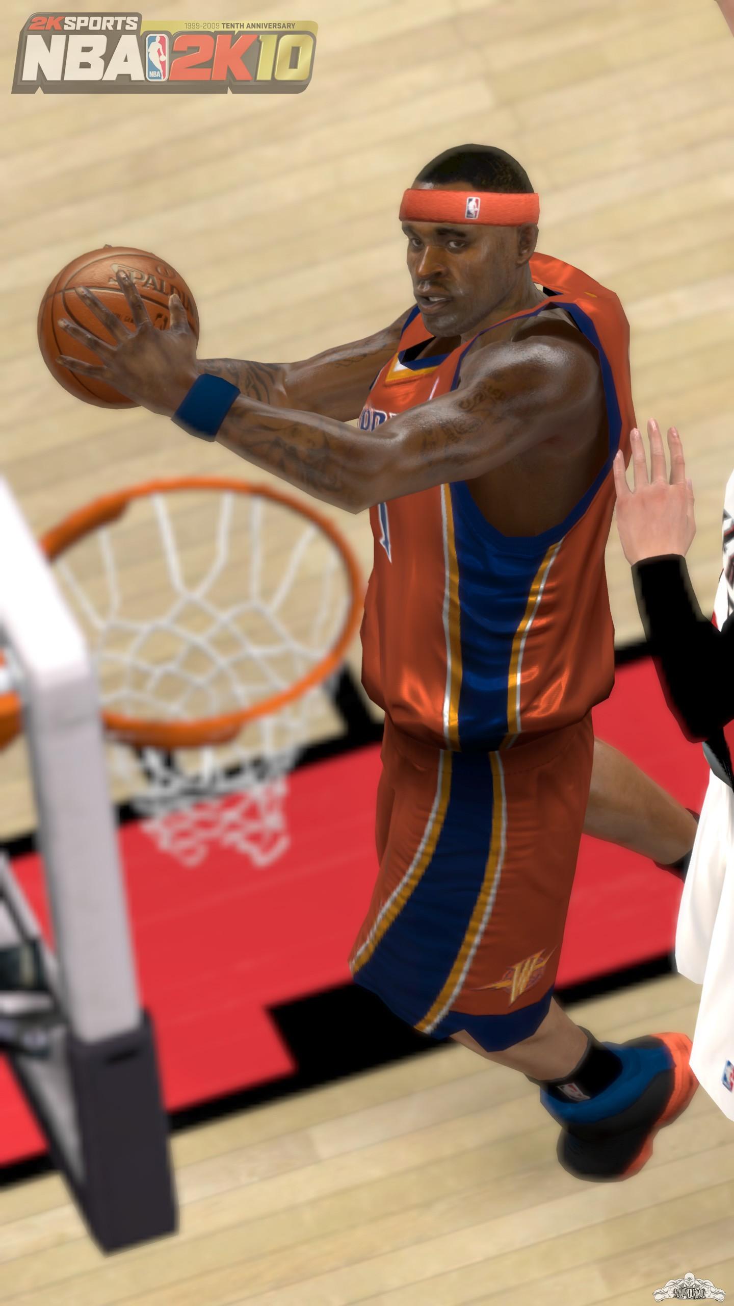 NBA 2K10 #10