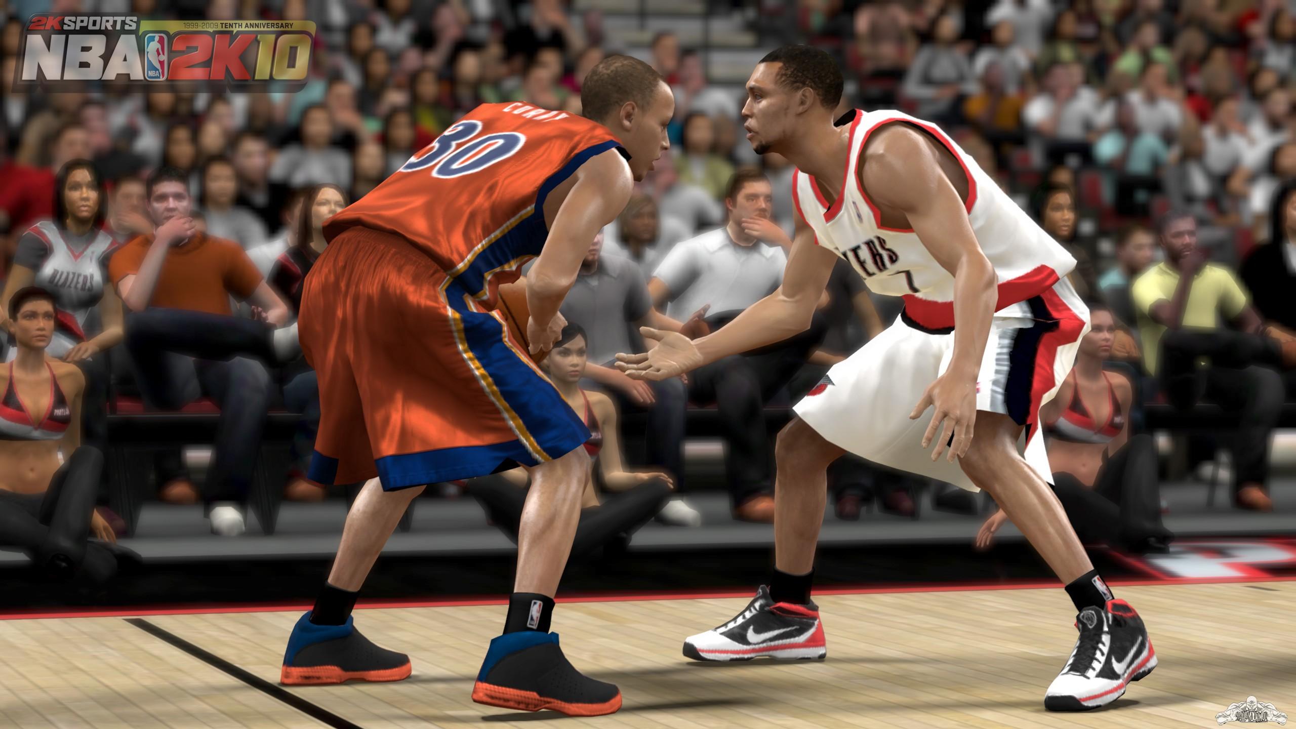 NBA 2K10 #11