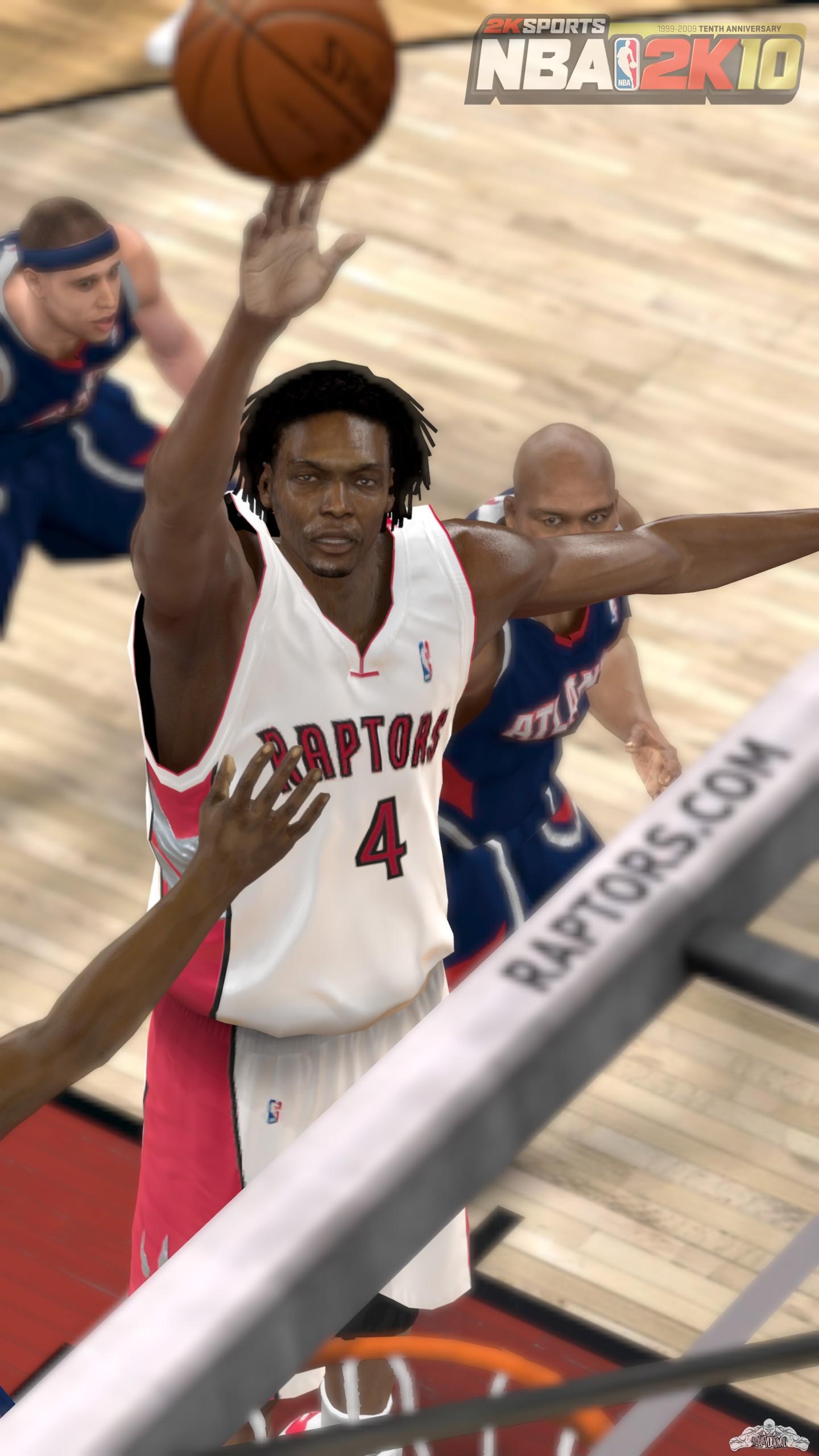 NBA 2K10 #14
