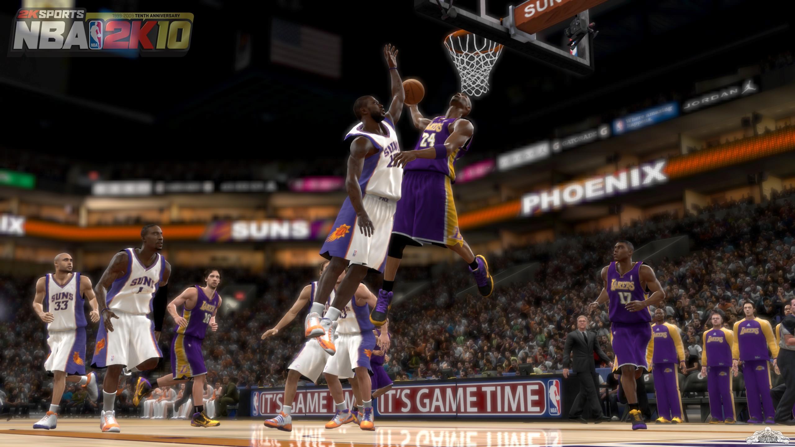 NBA 2K10 #15