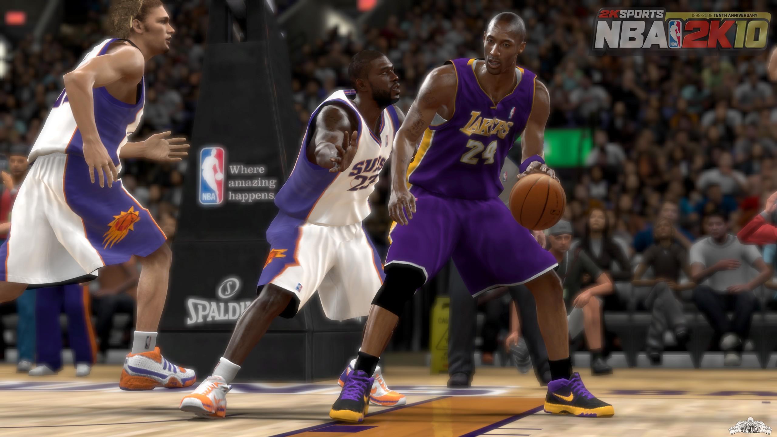 NBA 2K10 #16