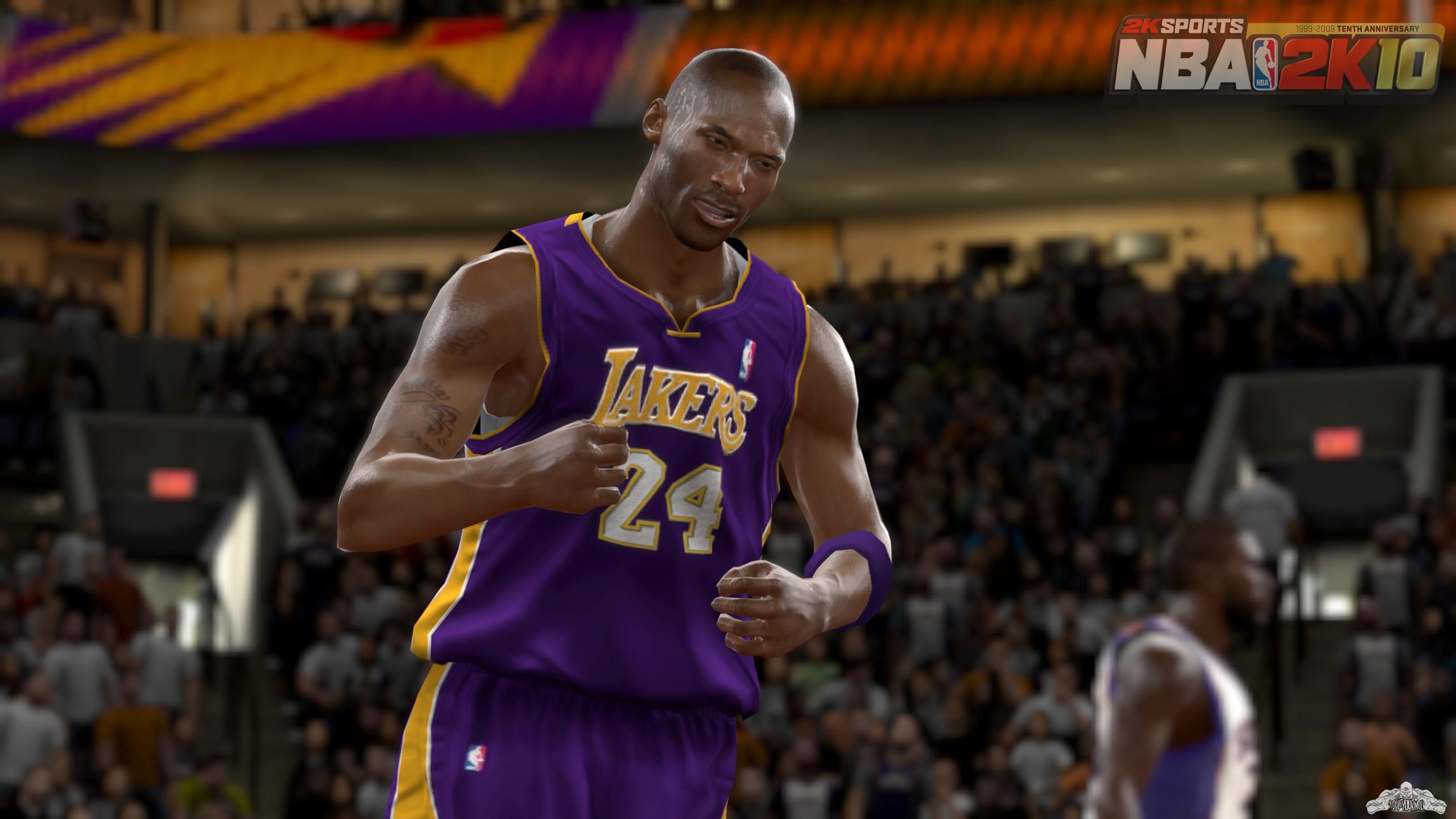 NBA 2K10 #17