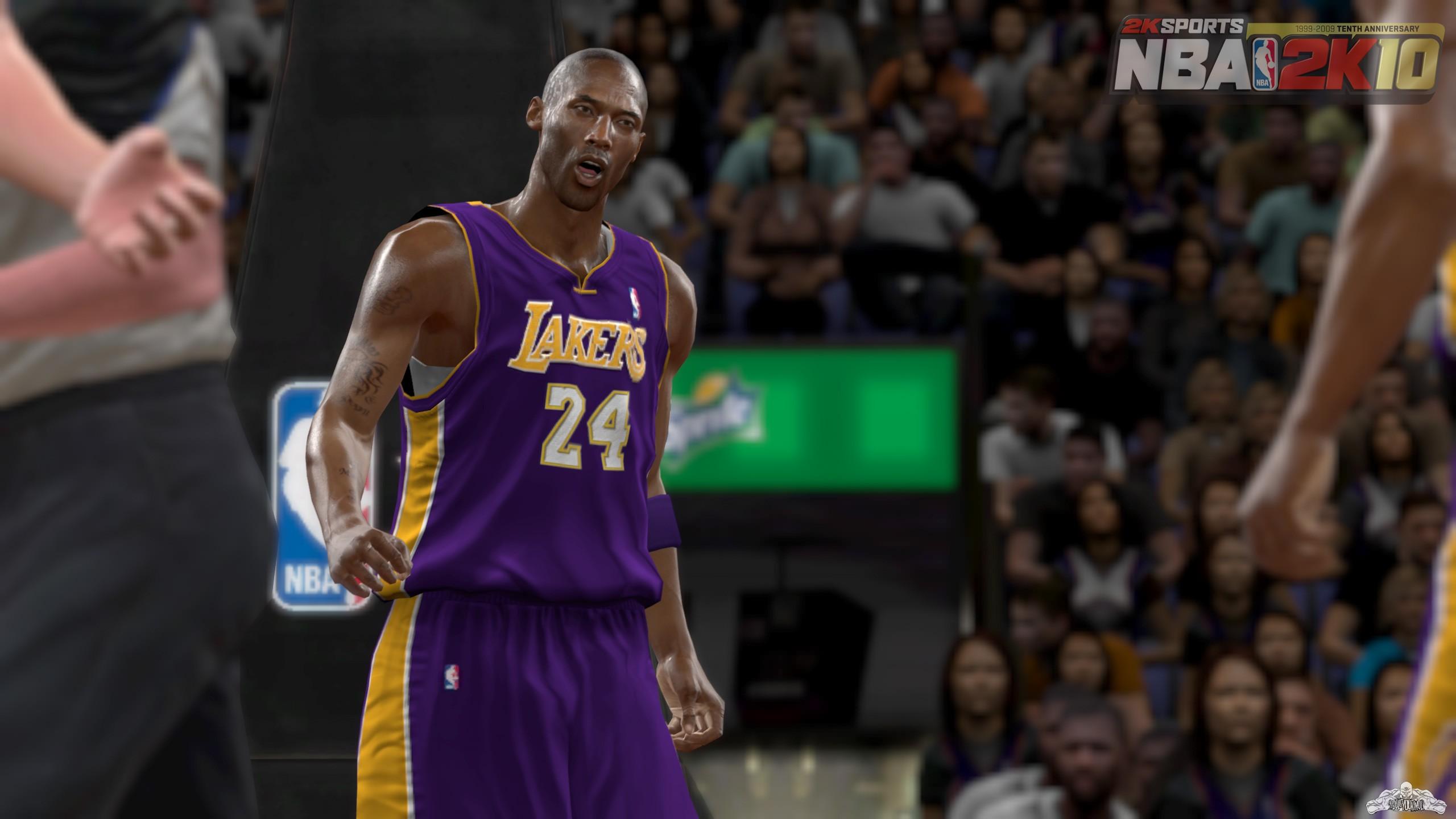 NBA 2K10 #18