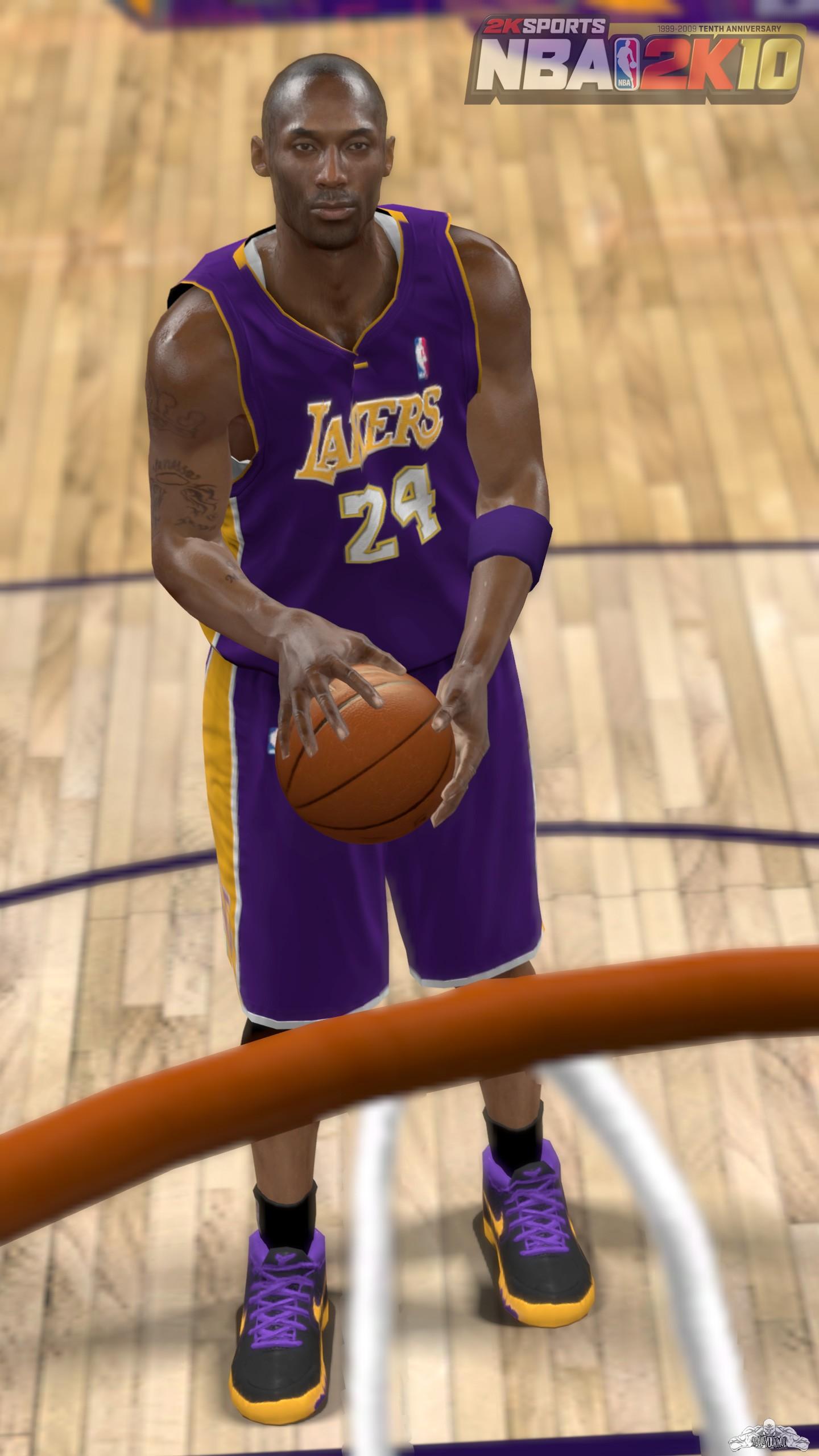 NBA 2K10 #20