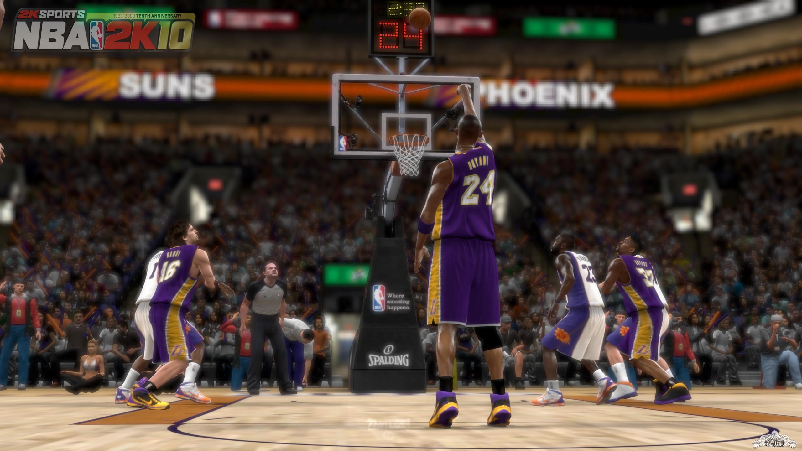 NBA 2K10 #21