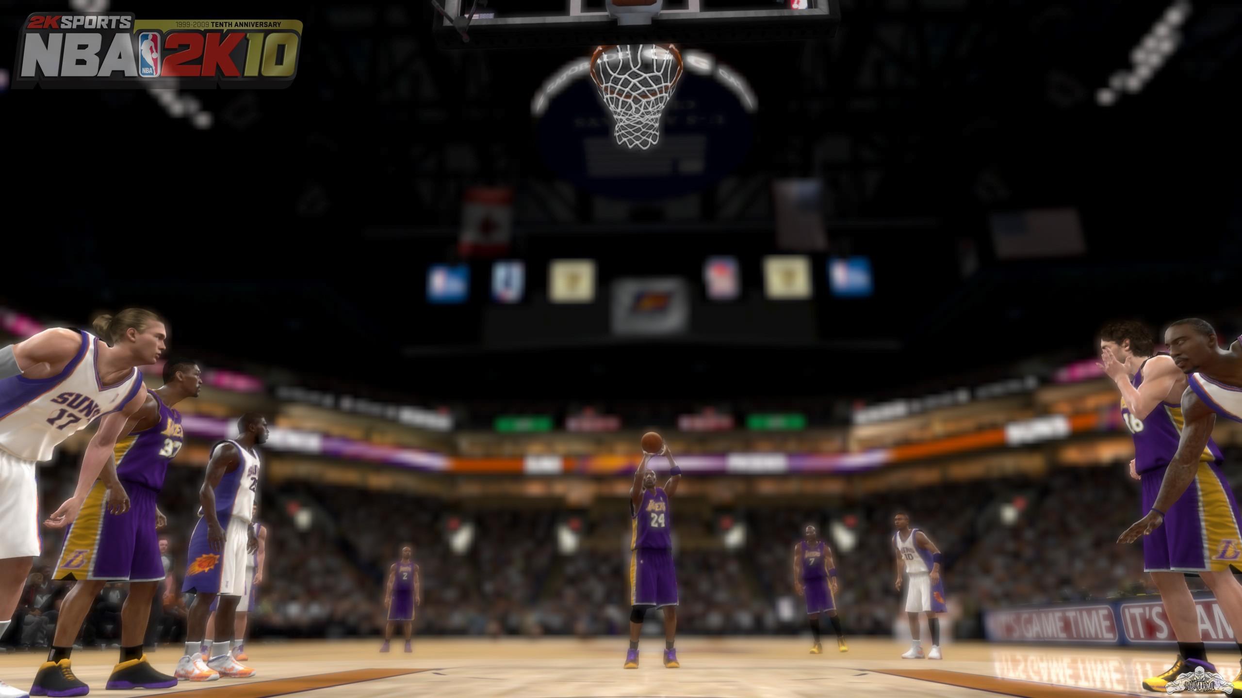 NBA 2K10 #22