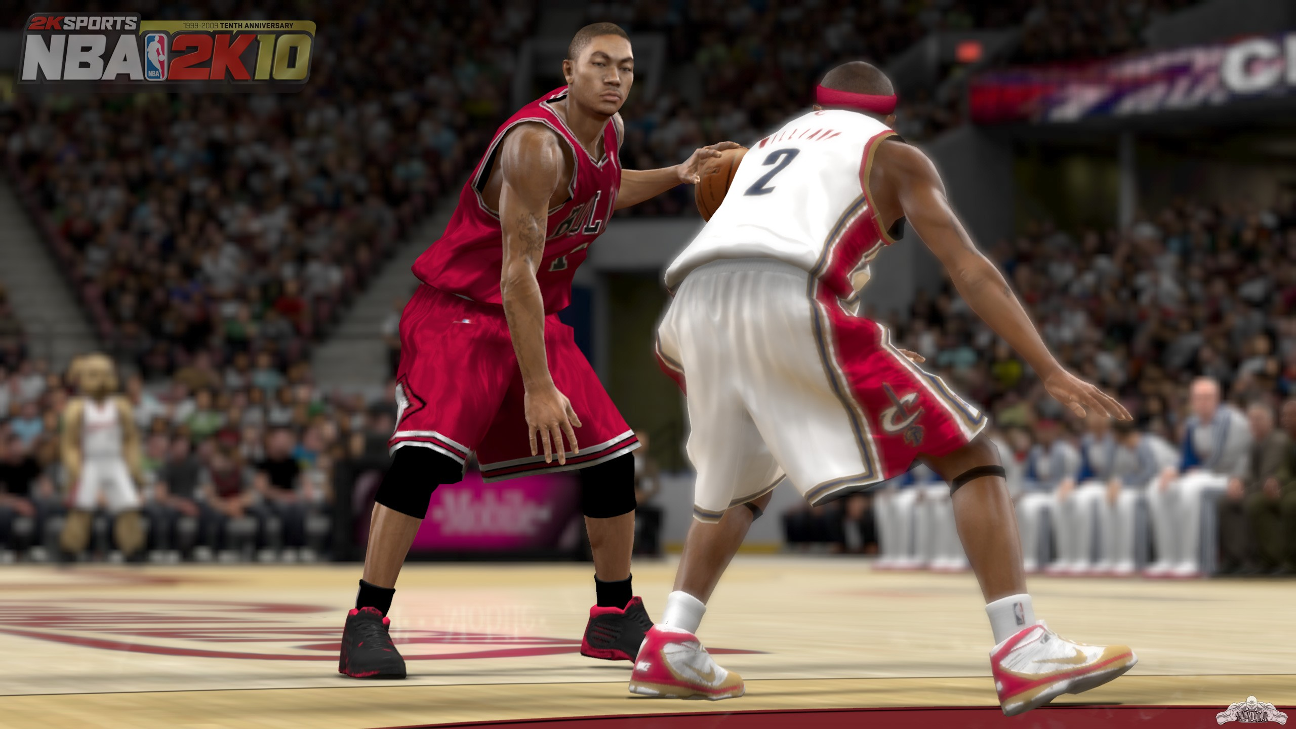 NBA 2K10 #23