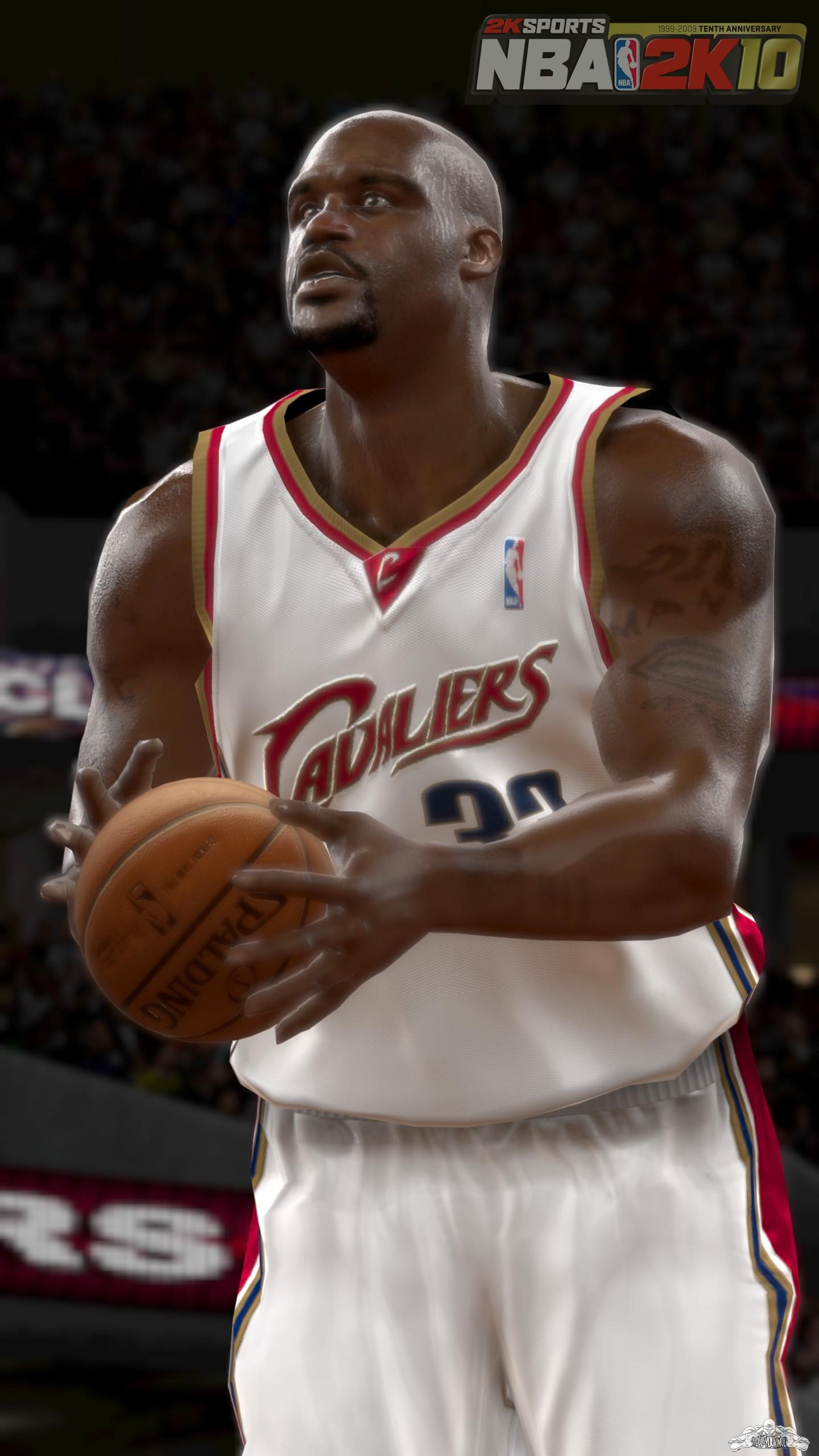 NBA 2K10 #24