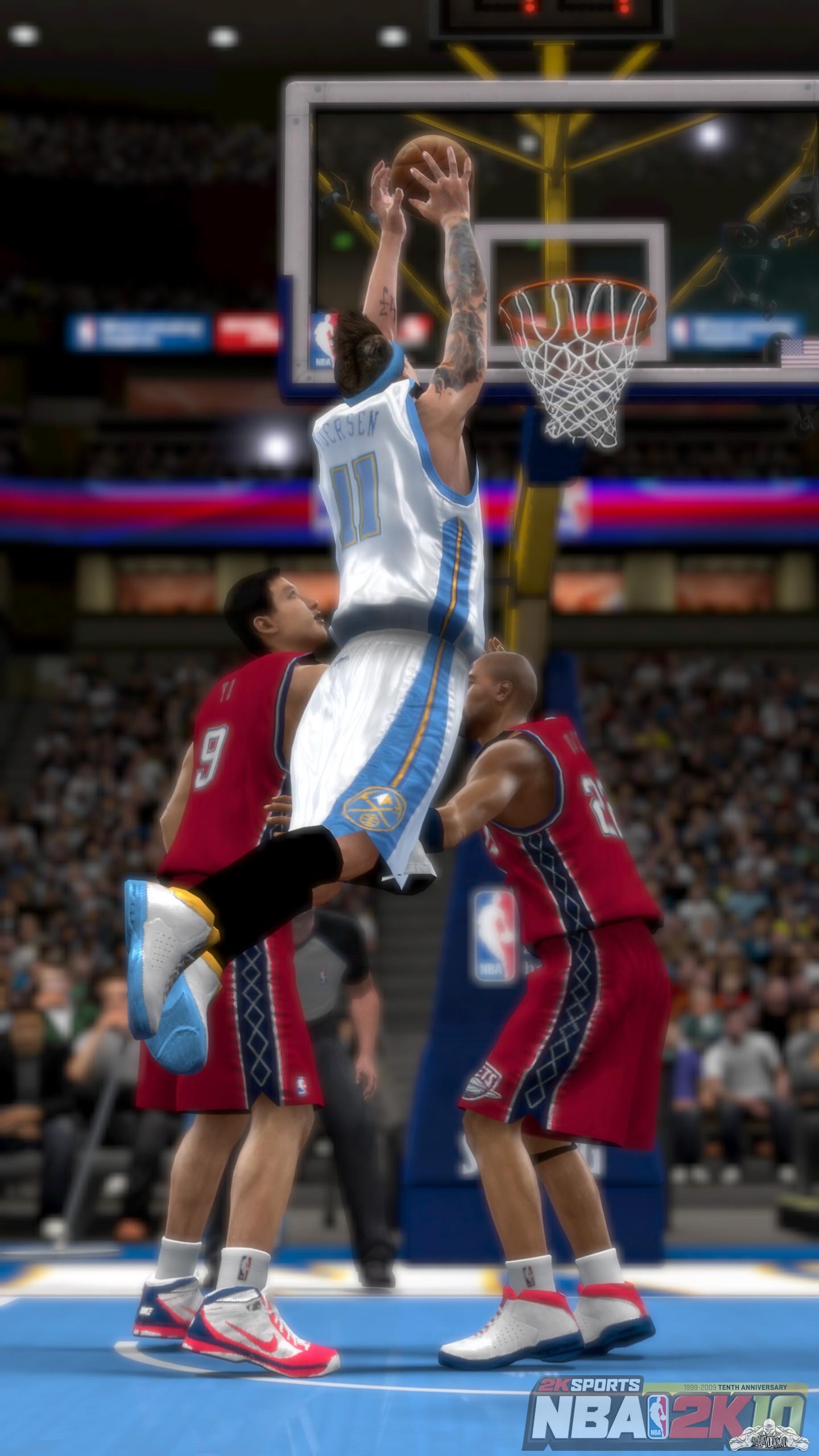 NBA 2K10 #26