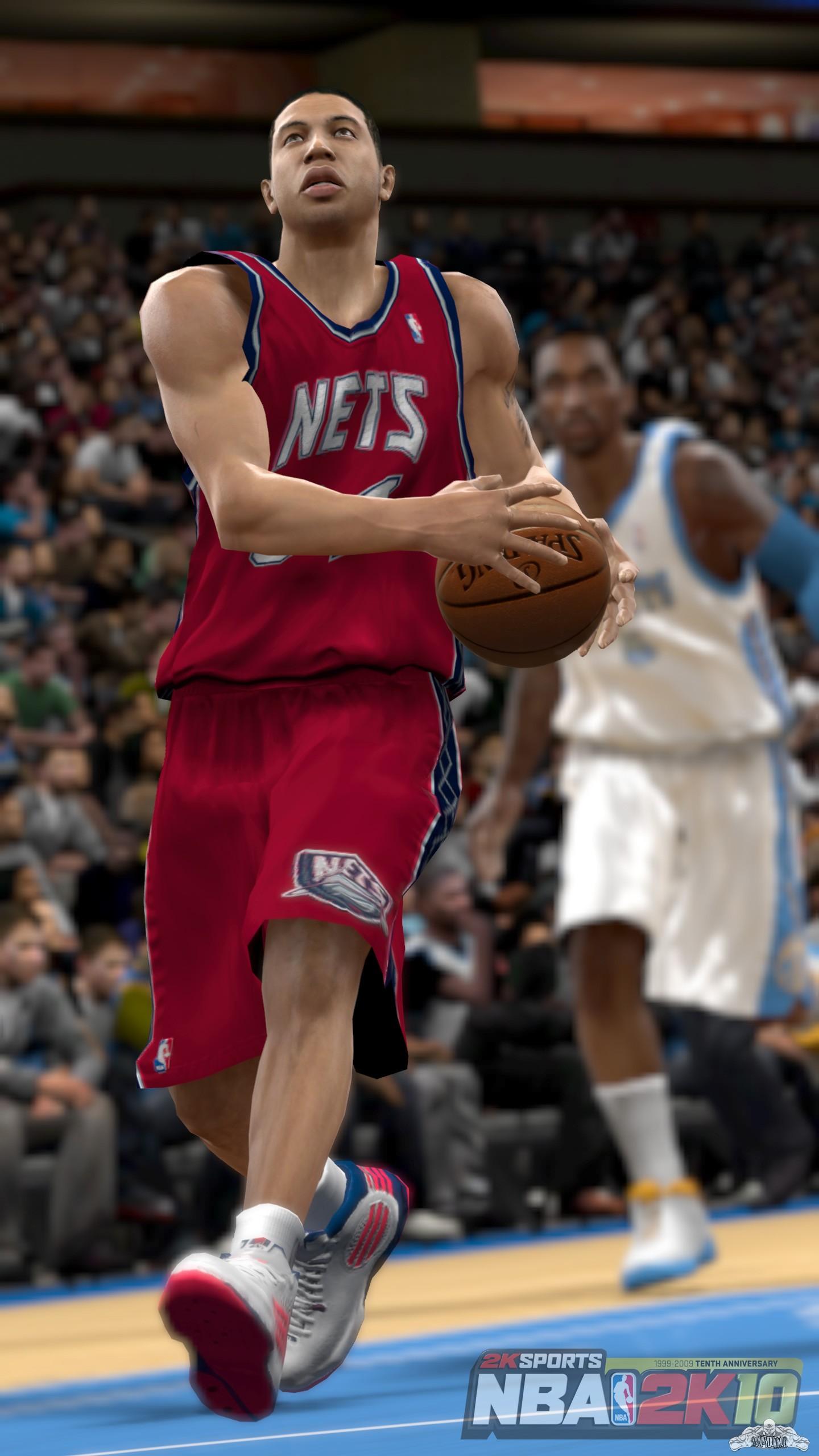 NBA 2K10 #27