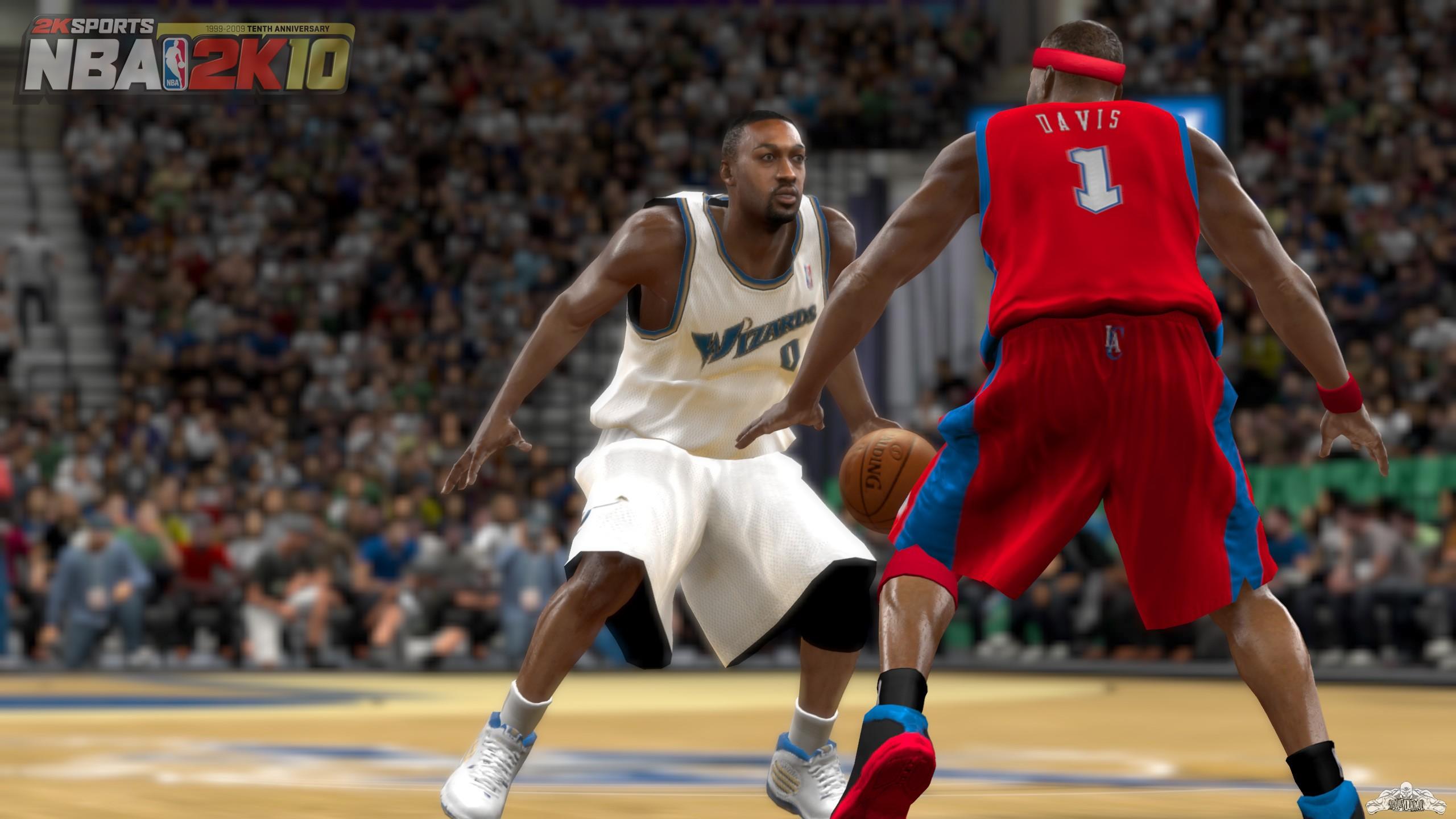NBA 2K10 #6