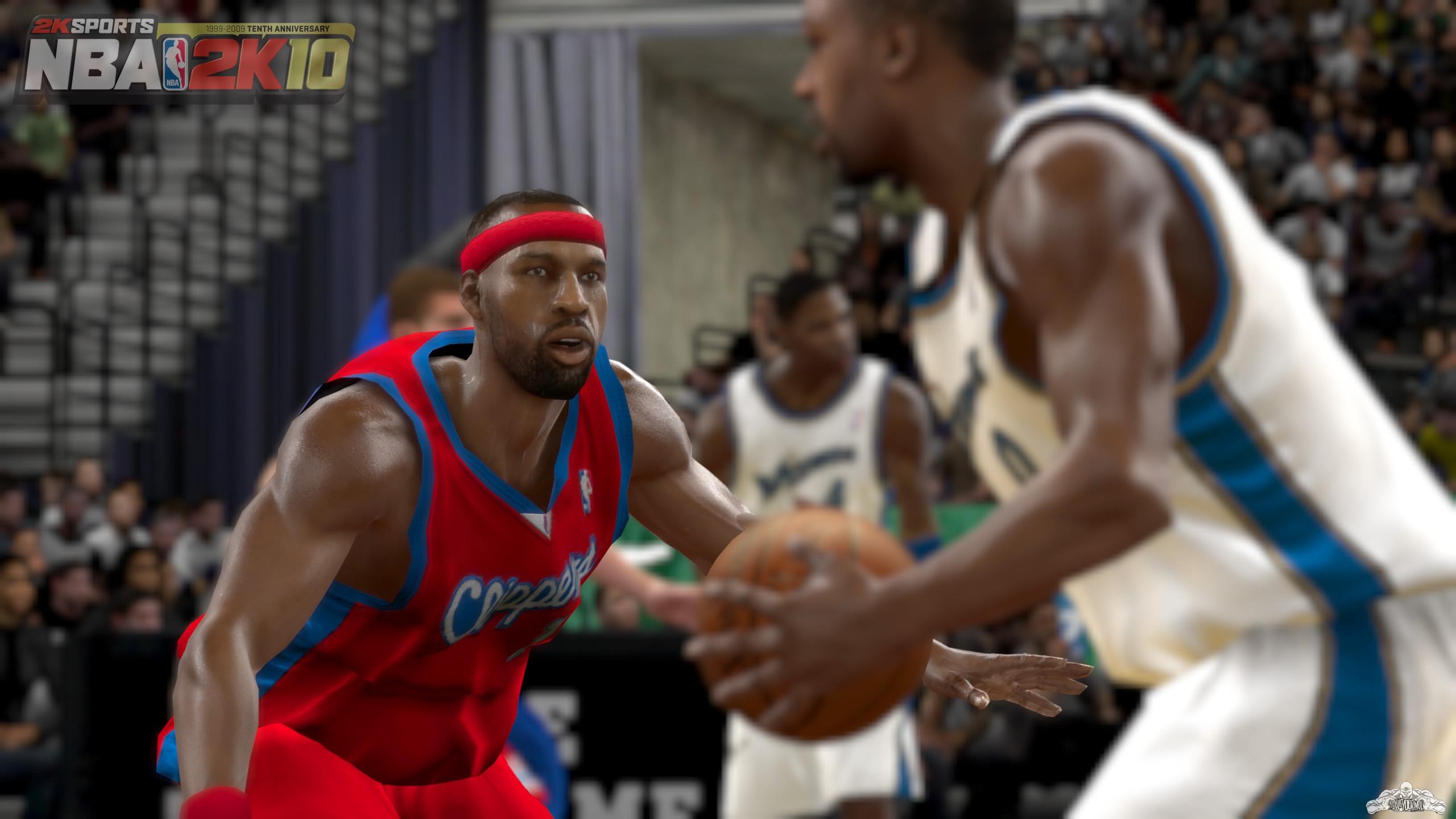 NBA 2K10 #7