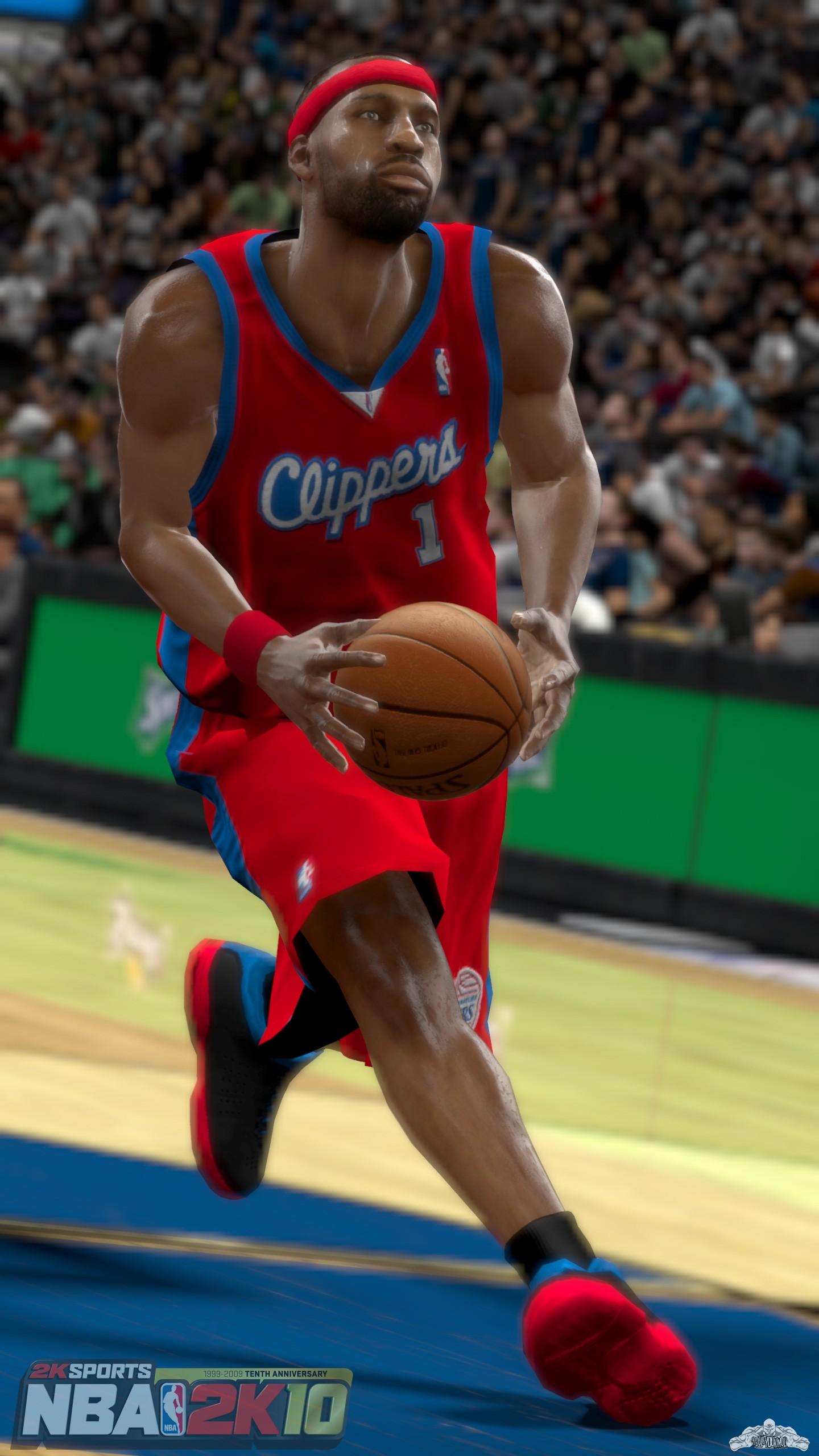 NBA 2K10 #8