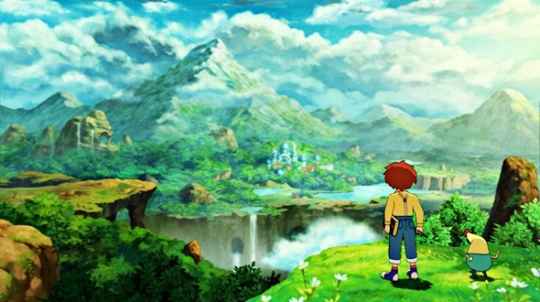 Gaming on the Rocks: Episode 14 – Ni No Kuni, House of Cards, and High School