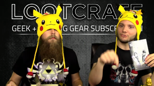 OverBoredGaming: September loot Crate unboxing
