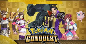 Pokemon-Conquest