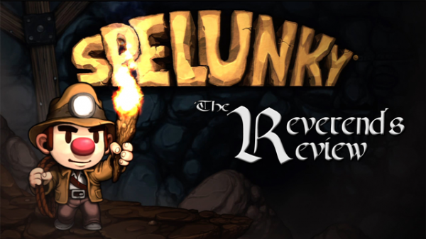Spelunky (XBLA) – The Reverend's Review