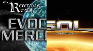 Evochron Mercenary & SOL: Exodus – The Reverend's Review