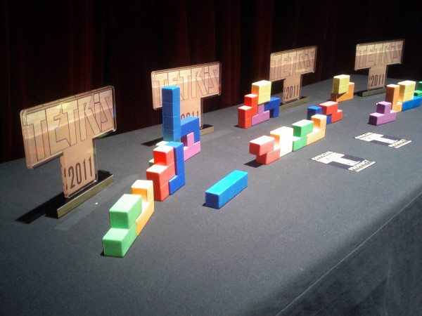 2nd Annual Tetris World Championship