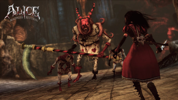 Alice Madness Returns + Crack