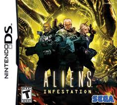 Comic-Con '11: Sega finally announces Aliens: Infestation for Nintendo DS