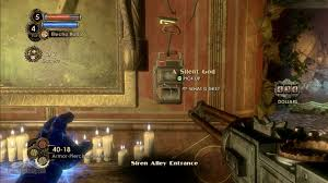 Am Playing: Bioshock (finishing up Siren Alley) | Abazoe