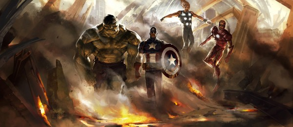 Rumor: Character animations, concept art from THQ Australia's canned Avengers game [Update]
