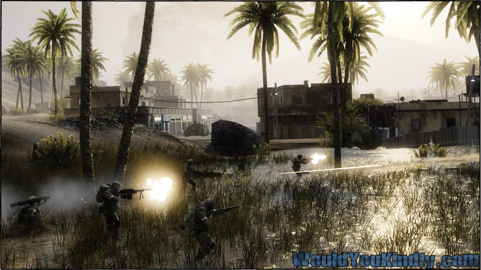 Wouldyoukindly com » Battlefield: Bad Company 2′s VIP Map