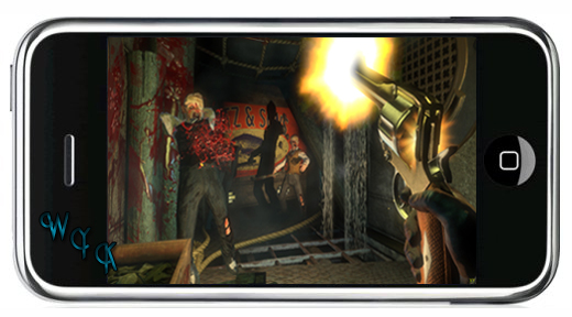 Bioshock for iPhone and iPod Touch!