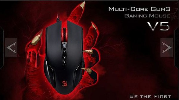 Hands-on with the A4 Bloody Gaming Mouse