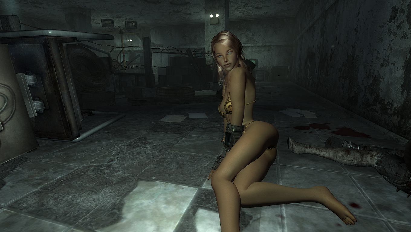 Cannot be! Fallout new vegas sex mod good